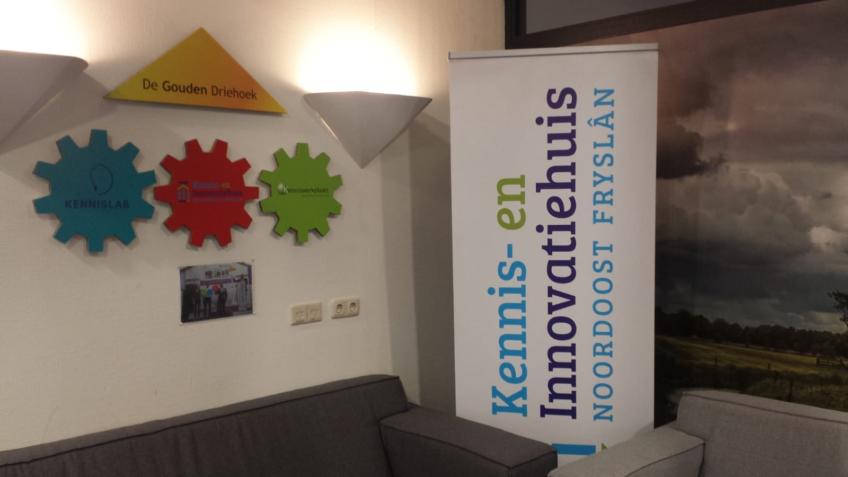 Bedrijfsbezoek: Kennis en Innovatiehuis (KEI)